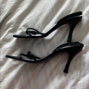 Stuart Weitzman Shoes - Stuart Weitzman Triglow black slingback